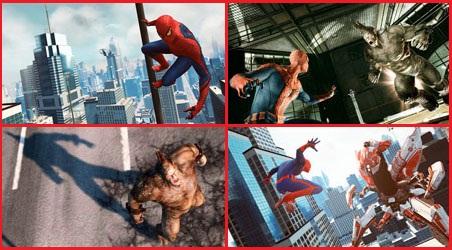 Играть в новую игру человек паук